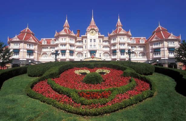 Предложение air france и disneyland resort paris