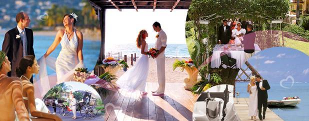 Свадебные предложения от Poseydon & Co Travel